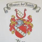 Stemma della famiglia Rier