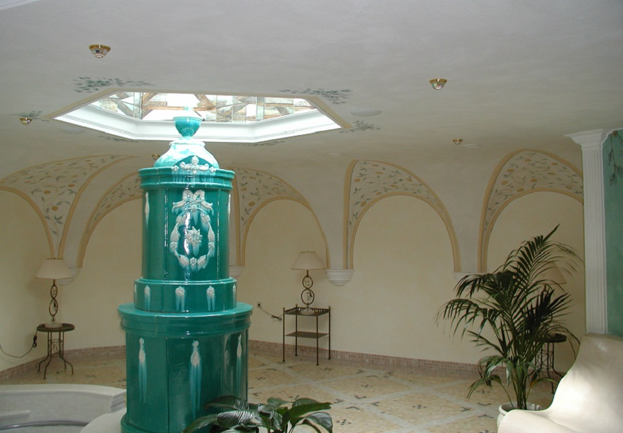 Wellnessbereich Hotel Mayr